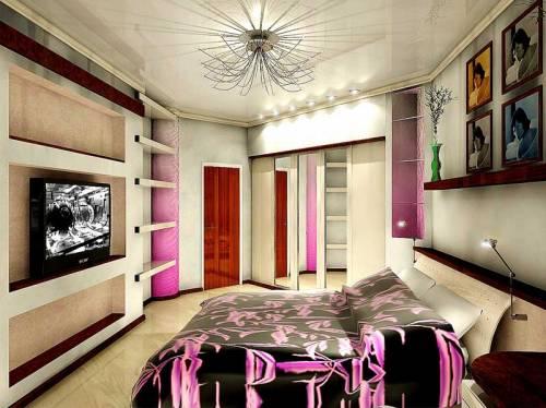 Дизайн квартир необычный фото