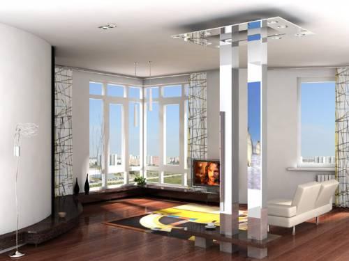 Дизайн квартир италия