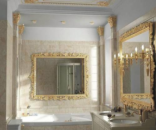 Дизайн картинки ванных комнат