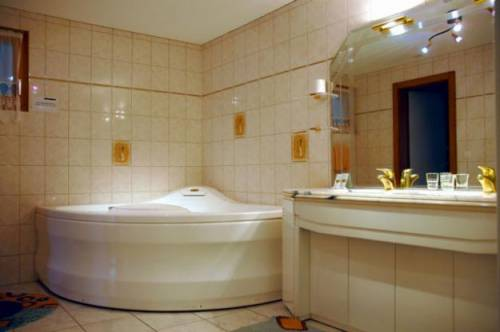 Мозаика дизайн ванной комнаты